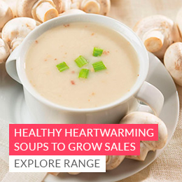 Explore our Soup Range