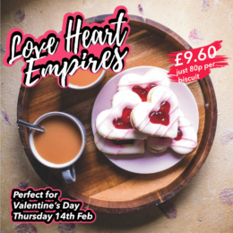 Valentine's Love Heart Empires