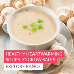 Explore our Soup Range